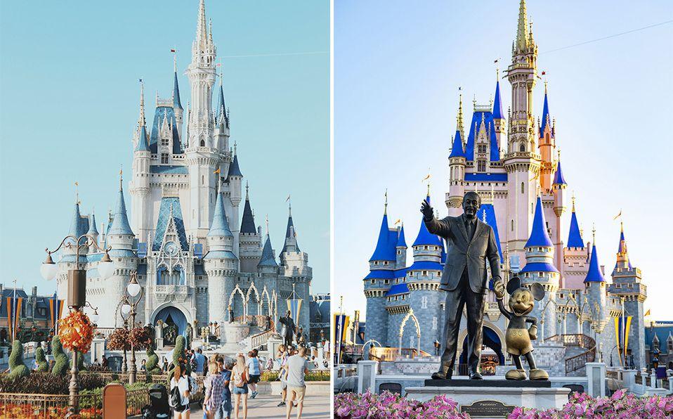 Su castillo es una de las sorpresas que encontrarás en tu próxima visita. Fotografía de Amy Humphries/ Unsplash y cortesía de Disney.