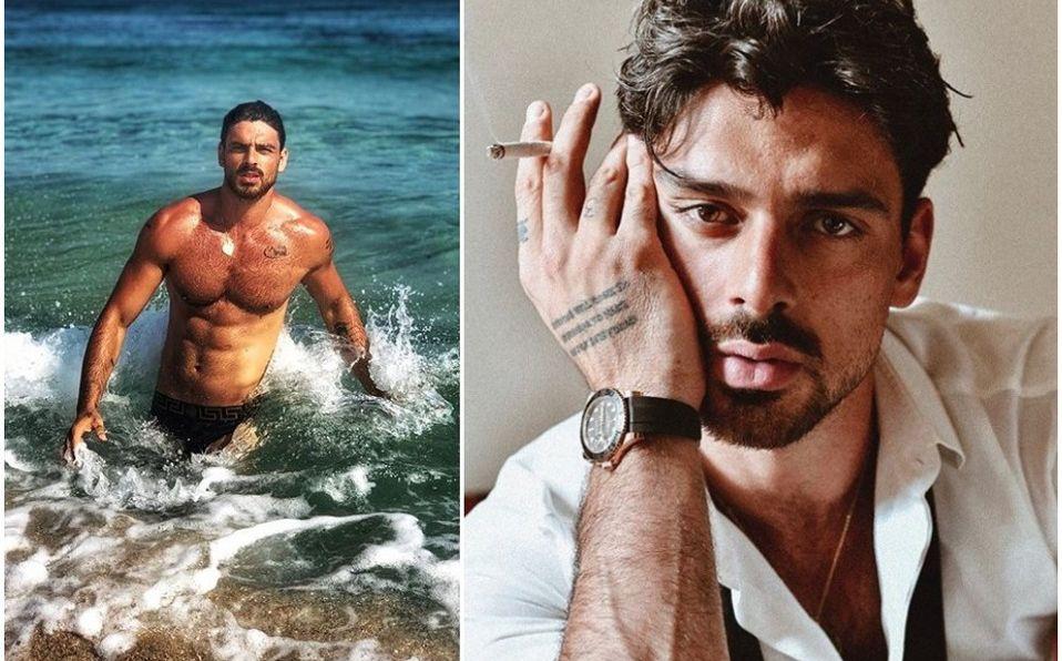 365 DNI: Michele Morrone, el actor de la película más sensual de Netflix (Foto: Instagram @iammichelemorroneofficial)