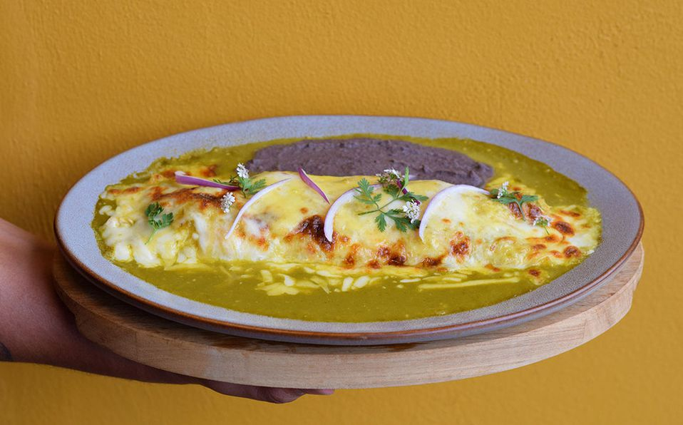Enchiladas Suizas (Fotos: Omar Baruch)