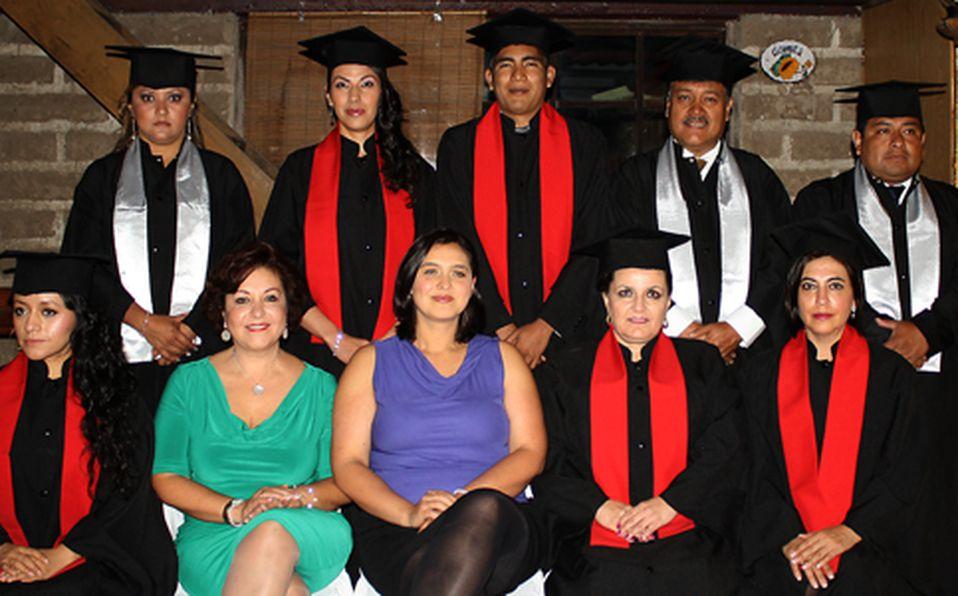 Graduados de Licenciatura en desarrollo Humano y Especialidad en consejería de filosofía existencial#
