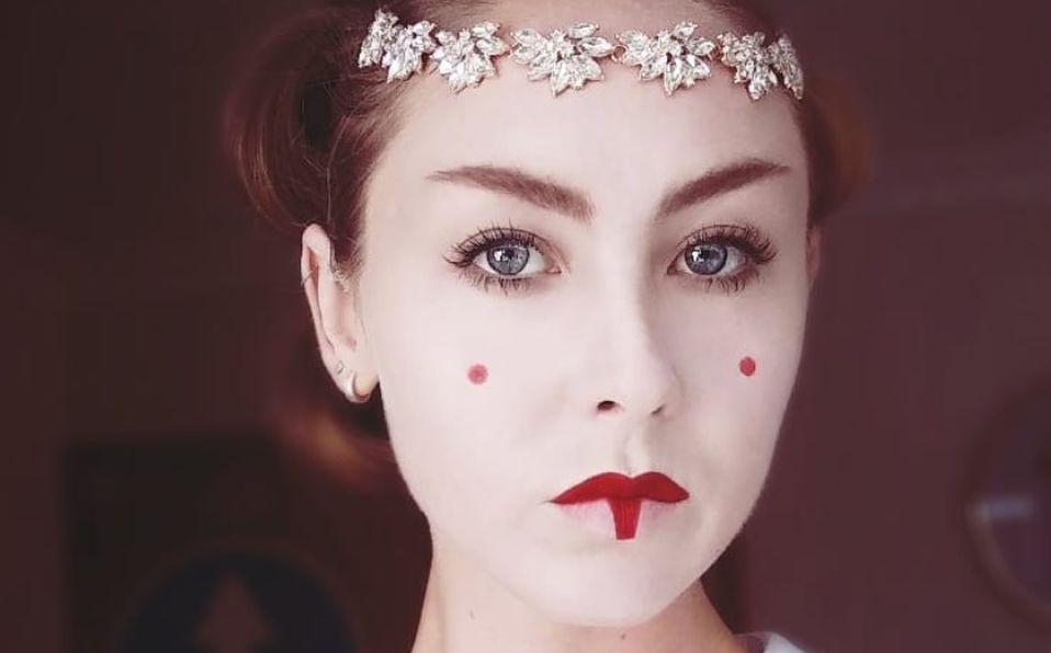 Star Wars: Maquillaje sólo para fans (Foto: Instagram)