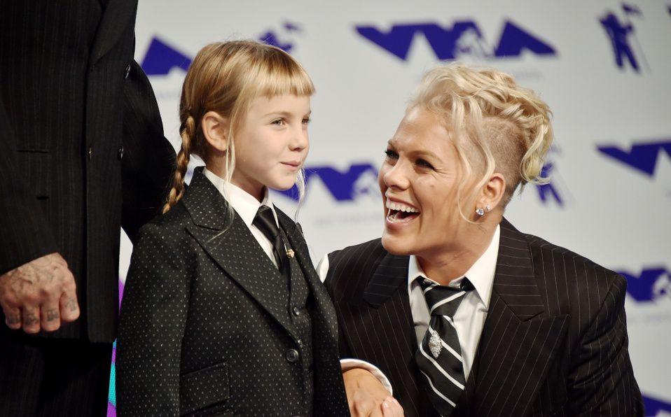 Pink: Ellos son Willow y Jameson Hart, hijos de la cantante (Foto: Getty Images)