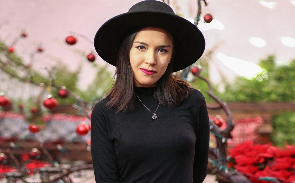 Lucía Loza se propone para el 2021 explorar en el ámbito del diseño. Foto: Aarón Solís