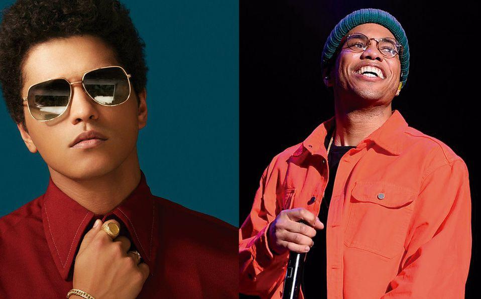 Nuevo álbum. Bruno Mars crea su banda