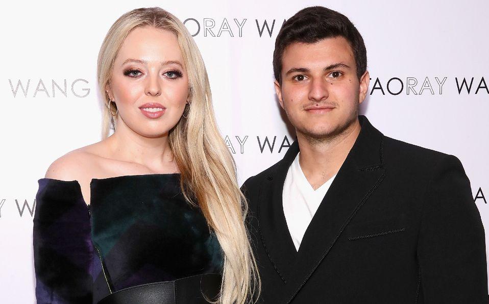 Tiffany Trump anuncia compromiso con el billonario, Michael Boulos (Foto: Instagram)