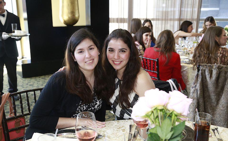 Martha Montemayor de Salinas, Paulina González y Claudia Peña de González