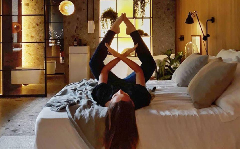 Podemos empezar el día haciendo ejercicio aún sin levantarnos de la cama.