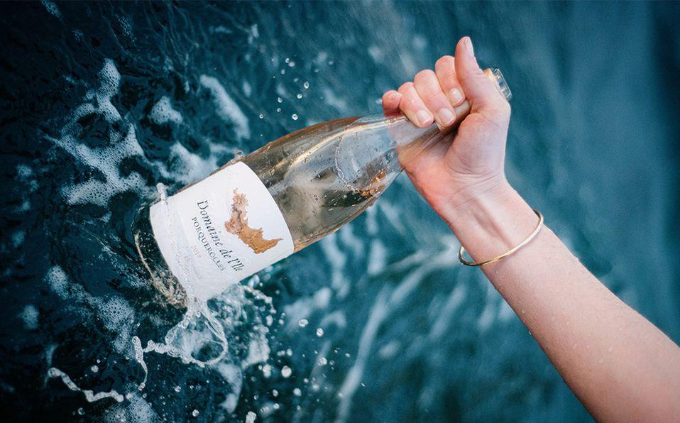 Chanel presenta nuevo vino  blanco Domaine de l'Ile