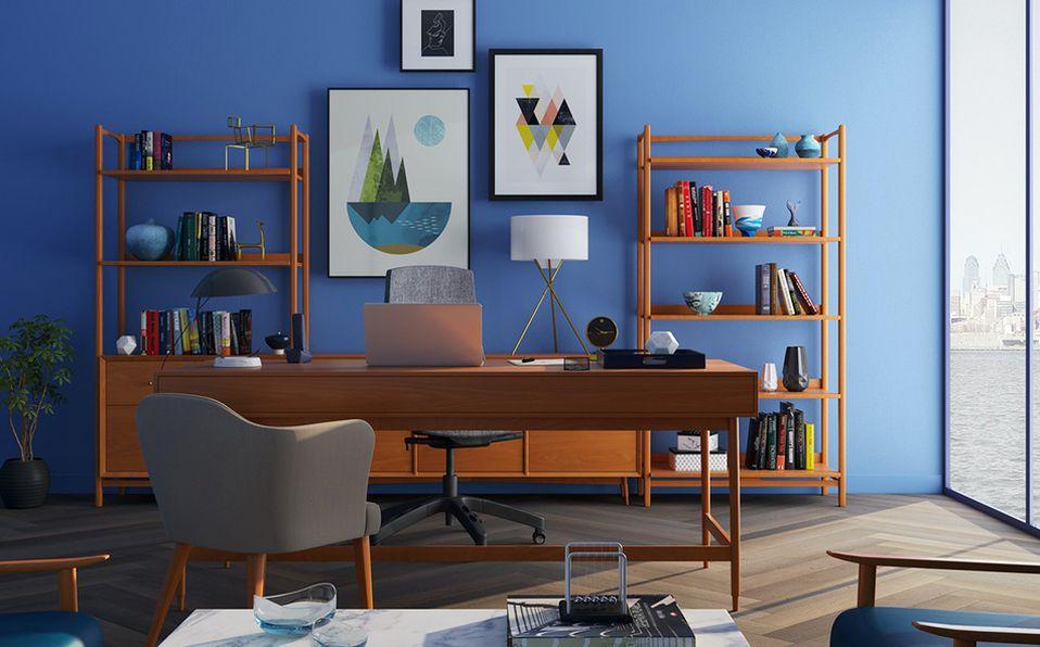 Rediseña tu espacio para estudiar desde casa de manera óptima y funcional