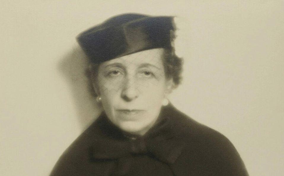 Madame d'Ora en 1925.