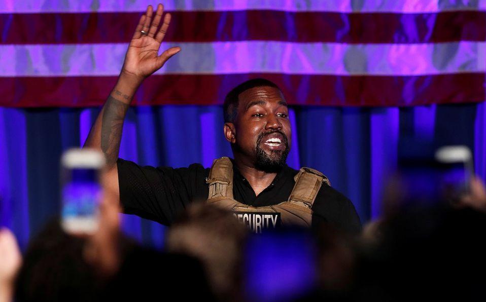 ¿Kanye West fuera de control? Kim Kardashian amenaza con divorcio y psiquiátrico (Foto: Reuters)