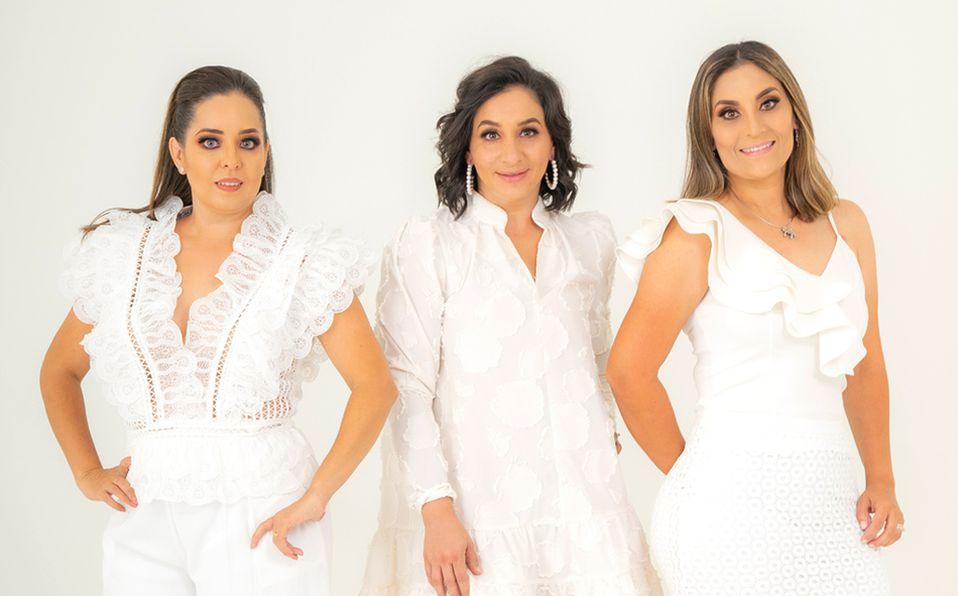 Daniela, Geovanna y Ana comparten sus testimonios de vida tras padecer cáncer de mama (Foto: Jos Álvarez)