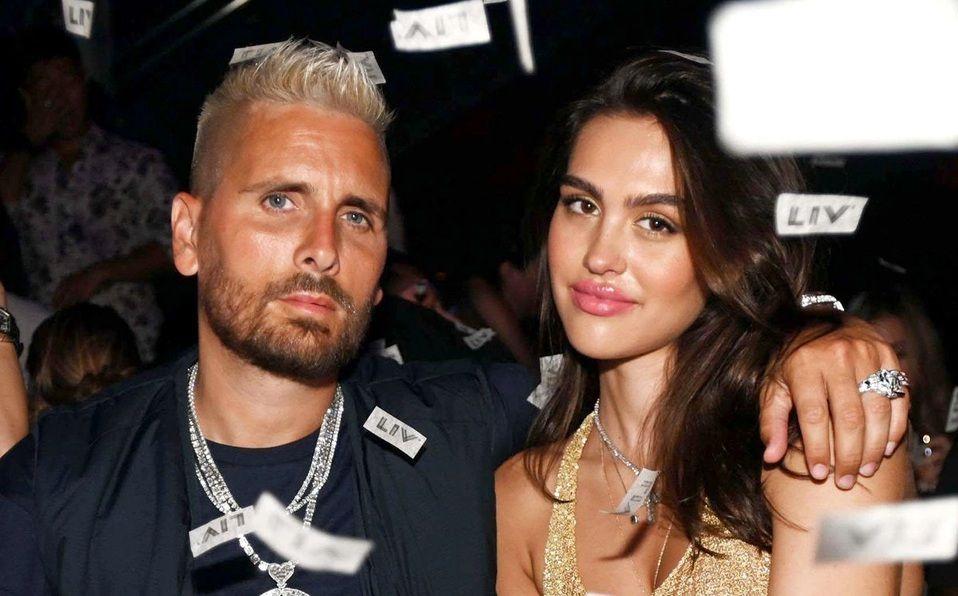 Scott Disick y Amelia Hamlin se separan, ¿por Kourtney Kardashian? (Foto: Instagram)