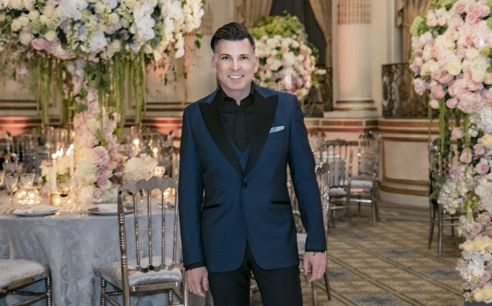 David Tutera es el wedding planner más reconocido del mundo (Foto: Cortesía)