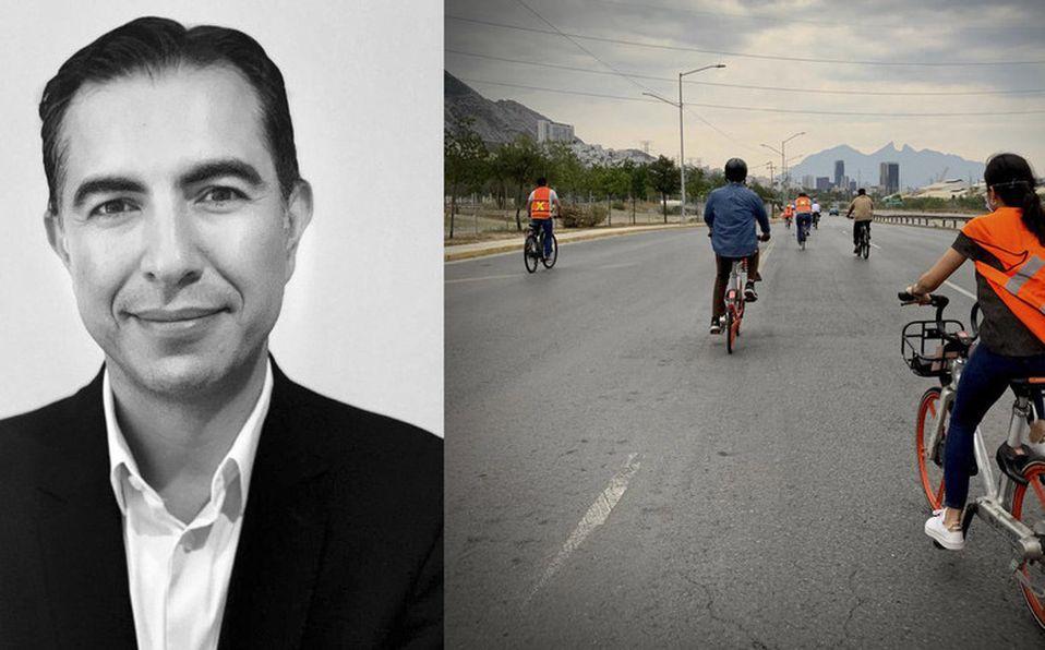 Eduardo Aguilar, Presidente de la Comisión Permanente de Ordenamiento y Desarrollo Urbano de San Pedro Garza García y Gerente de Proyectos Urbanos de