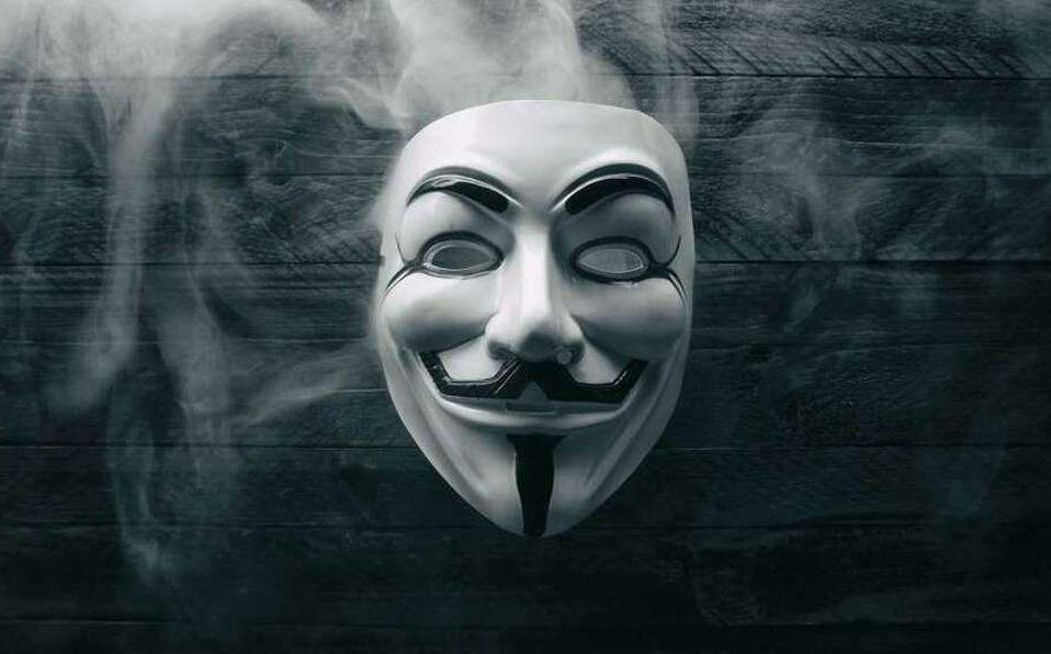 Anonymous es un colectivo que nació en 2003 conformado por hackers de todo el mundo.