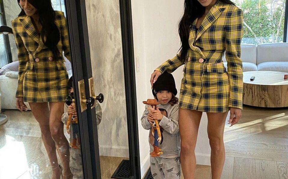 Naya Rivera dejó un pequeño de cuatro años (Foto: Instagram).