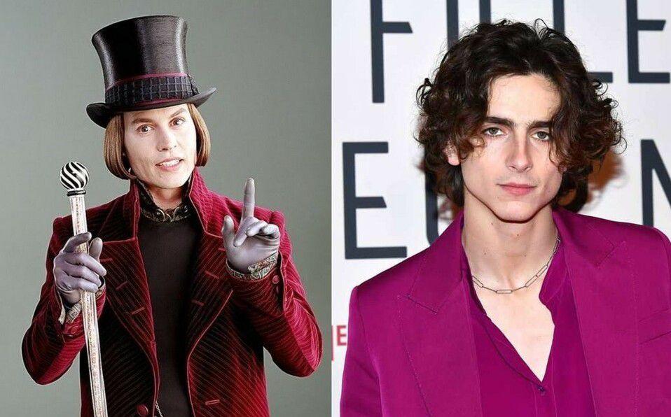 Timothée Chalamet será un joven Willy Wonka en su película de origen