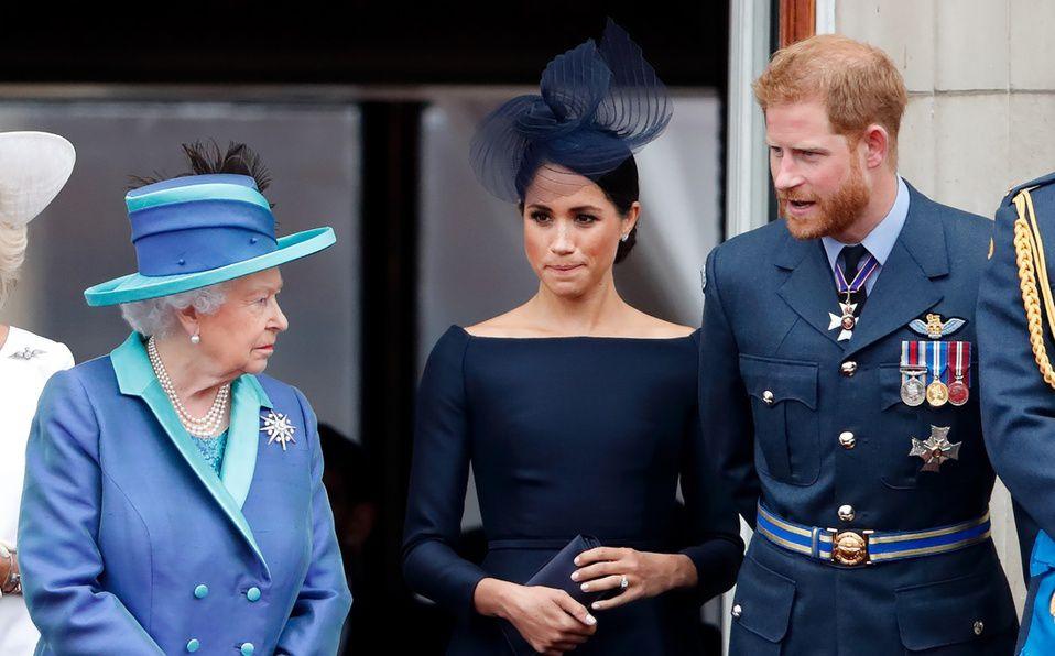 Reina Isabel busca apoyo legal para pelear contra Harry y Meghan (Foto: Instagram)