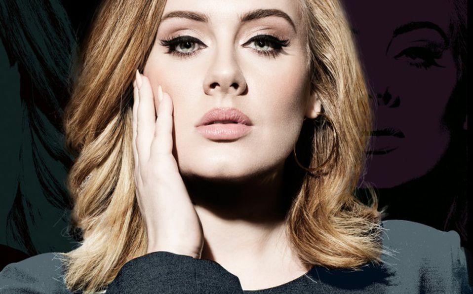 Adele: El antes y el después de la fama (Foto: Instagram