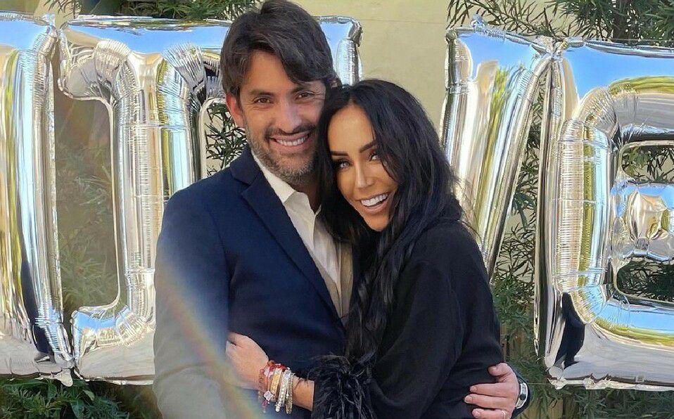 Víctor Manuel Álvarez Puga: Quién es el esposo de Inés Gómez Mont. (Foto: Instagram).