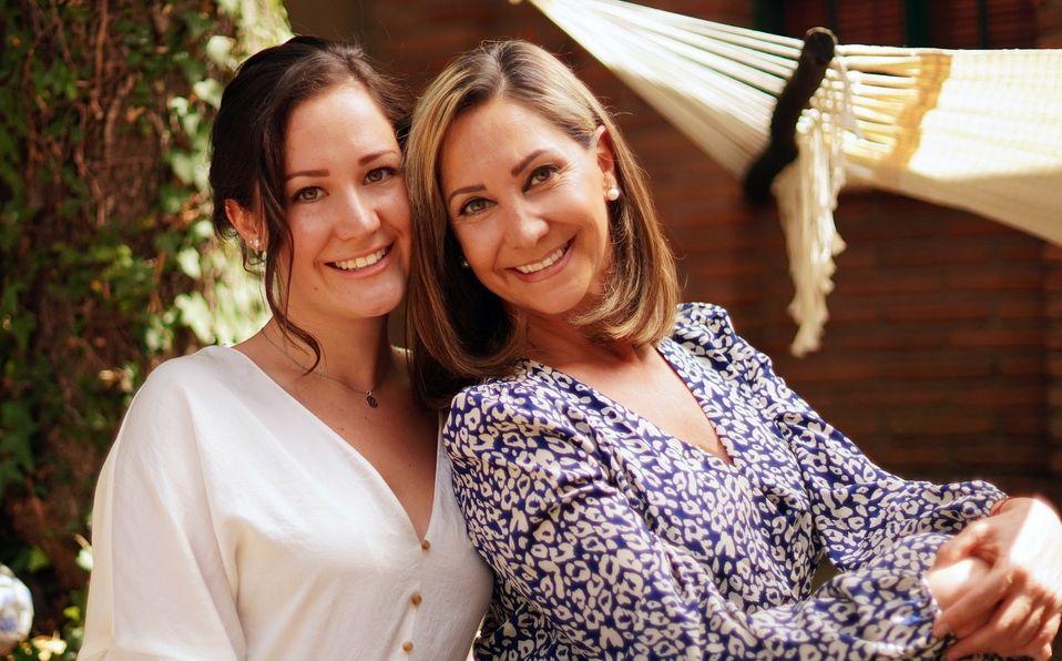 Romina Rapp y Rosy Carreto. Foto: Cortesía.