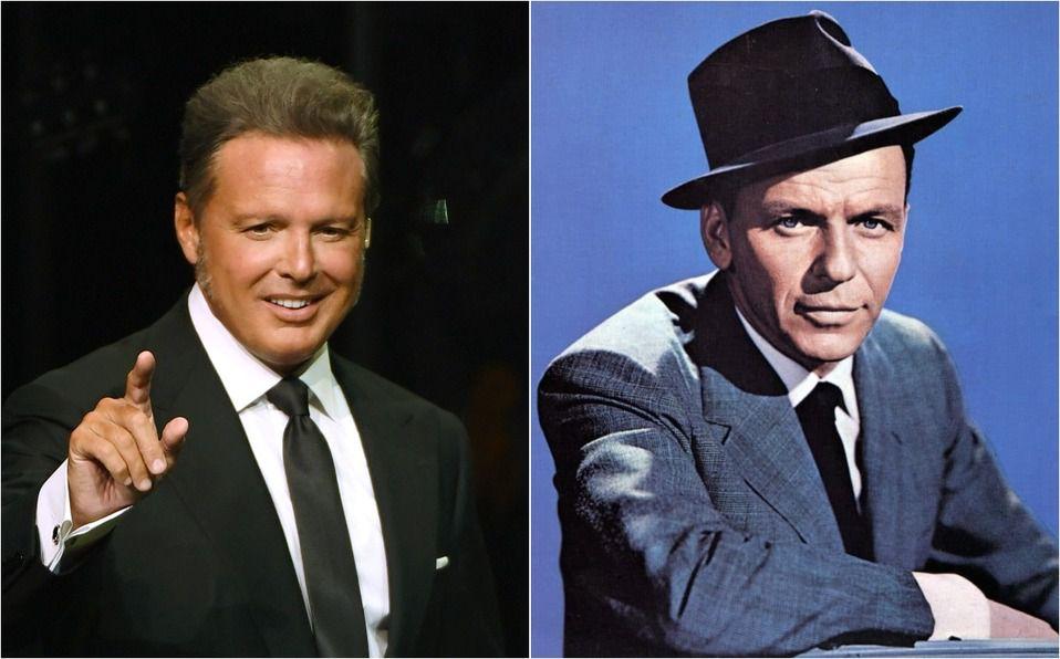 Luis Miguel y Frank Sinatra: Cómo fue su encuentro y colaboración (Foto: Instagram)