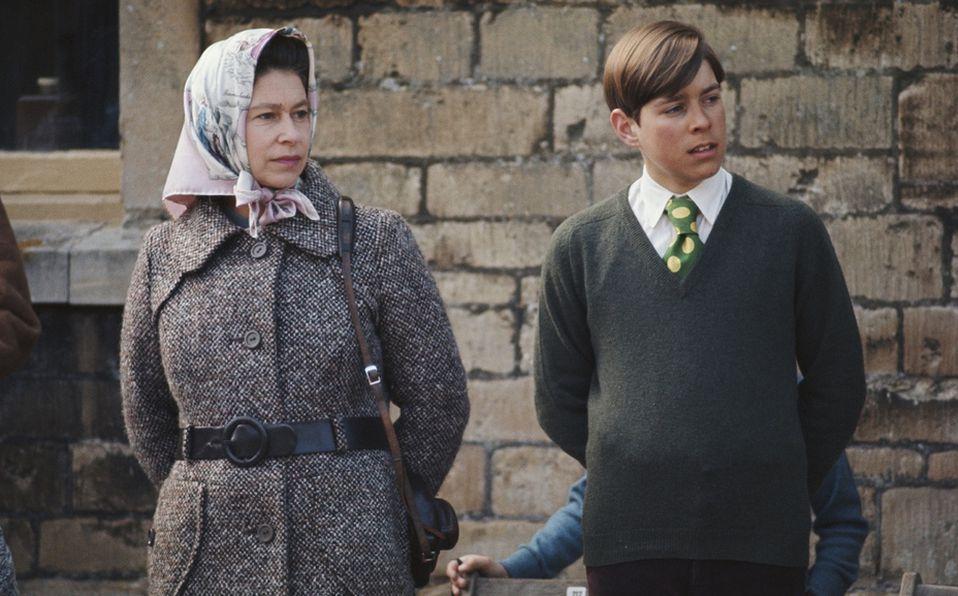 El Príncipe Andrew, ¿el hijo favorito de la Reina Isabel? (Foto: Getty Images)