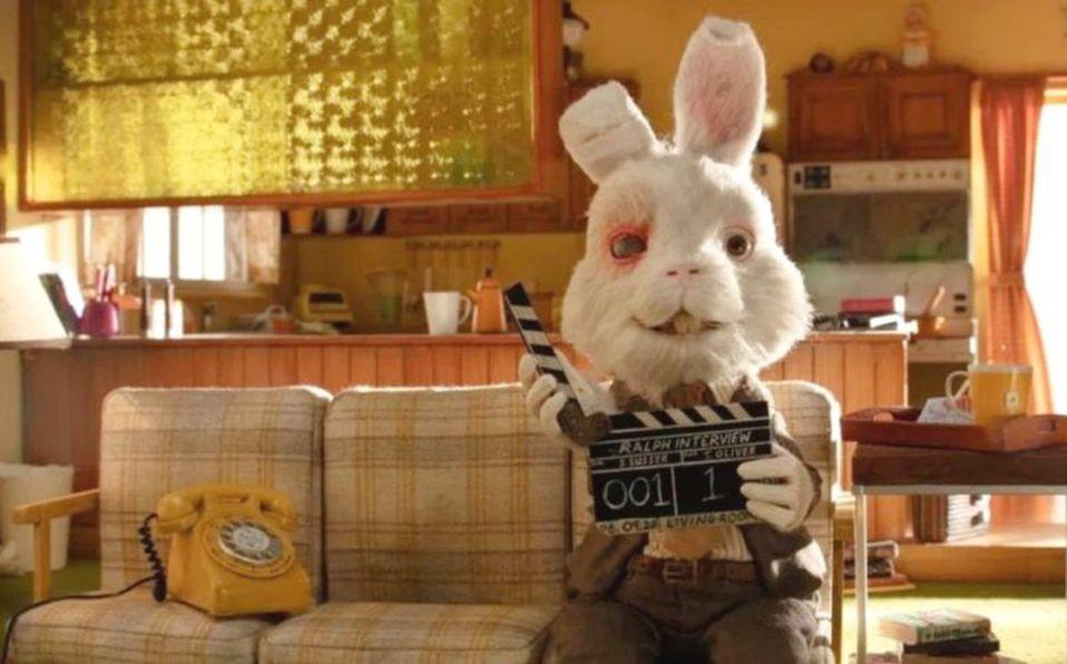 Ralph el conejo que conmovió a todos en redes sociales