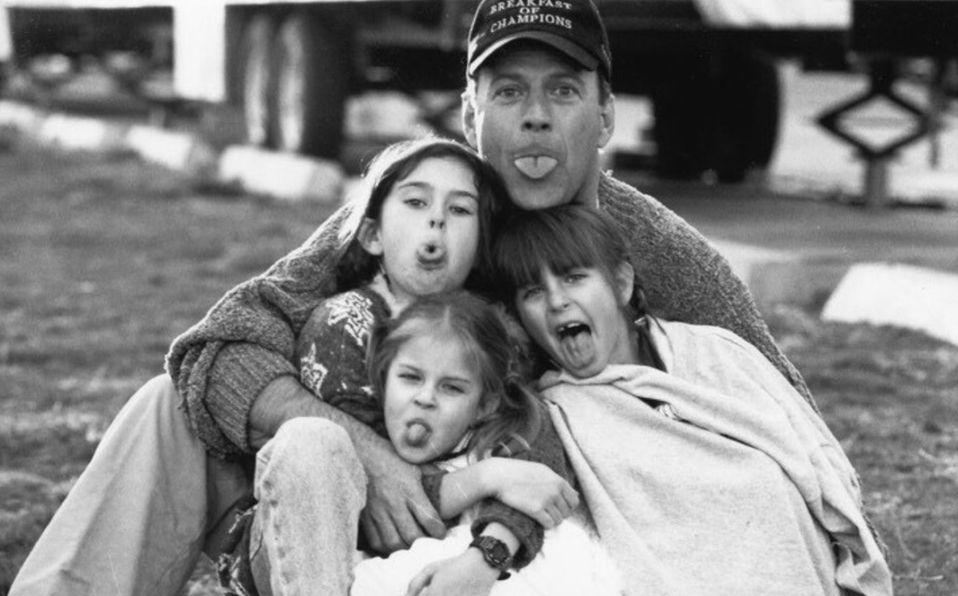 Bruce Willis: ellas son sus hijas (Foto: Instagram)