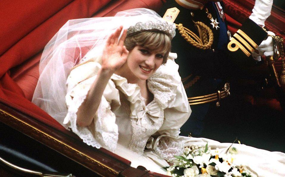 Boda de Lady Di: Su vestido se exhibirá por primera vez en décadas (Foto: Getty Images)