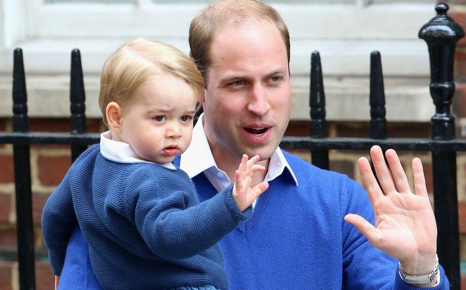 Príncipe George: Le dijeron que será Rey en su cumpleaños 7 (Foto: Getty Images)