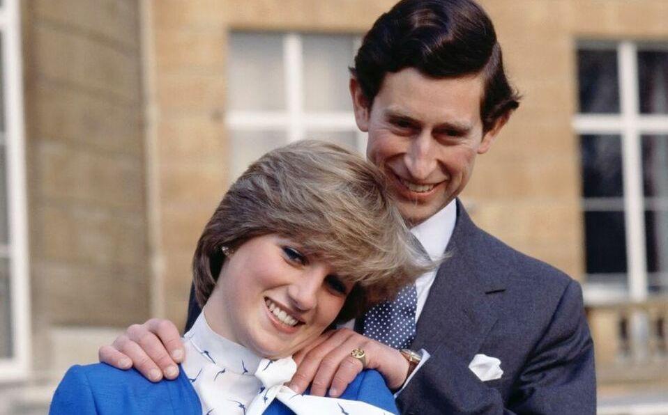 Princesa Diana y príncipe Carlos de Inglaterra. Foto: Cortesía