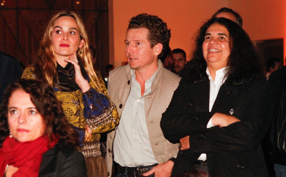 Carlos Puig, Yissel Ibarra, Consuelo Zaizar, Julia de la Fuente y Nubia Macías