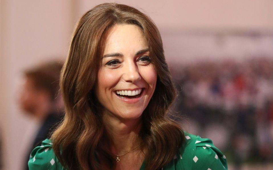 Kate Middleton, en cuarentena tras estar expuesta a covid-19 (Foto: Getty Images)