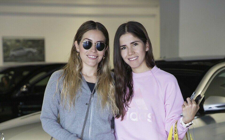 Ana Belén Muñoz y Ana Lucía Leiva