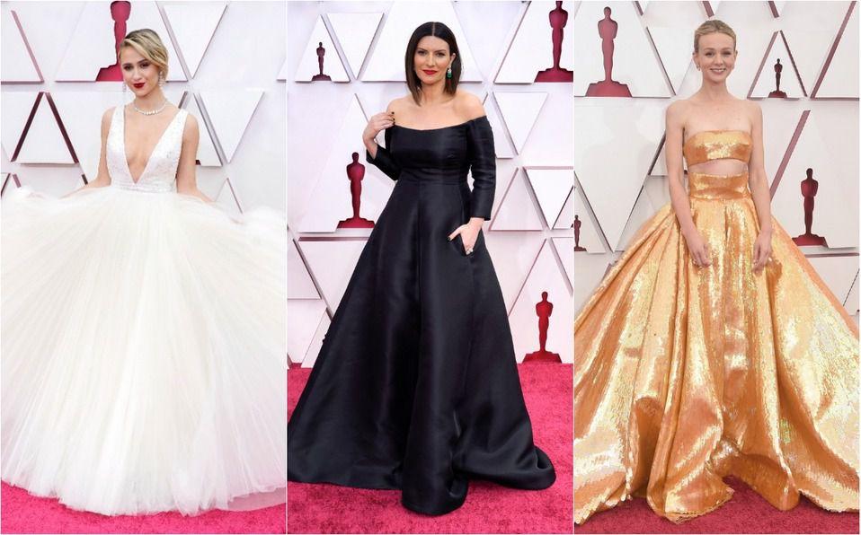Premios Oscar 2021: Las mejor vestidas de la alfombra roja (Foto: Instagram)