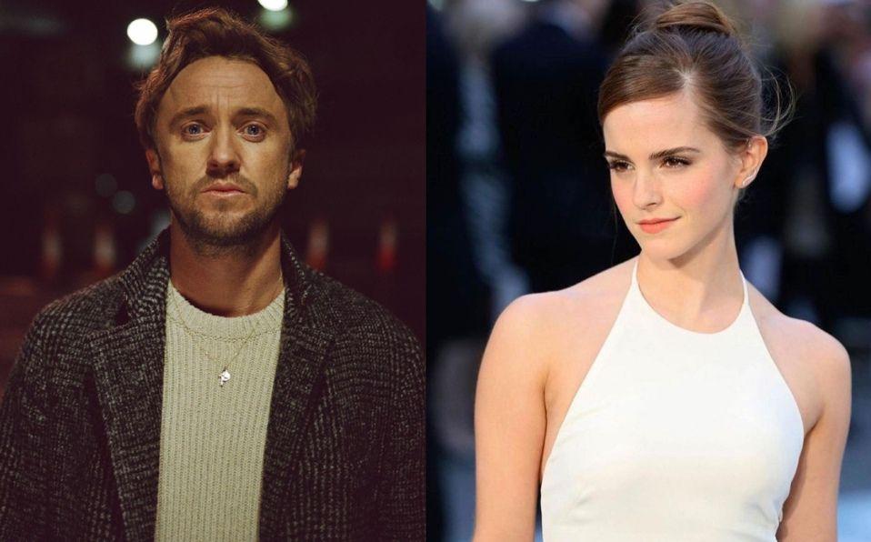 Tom Felton responde a los rumores de su romance con Emma Watson. (Foto: Instagram).