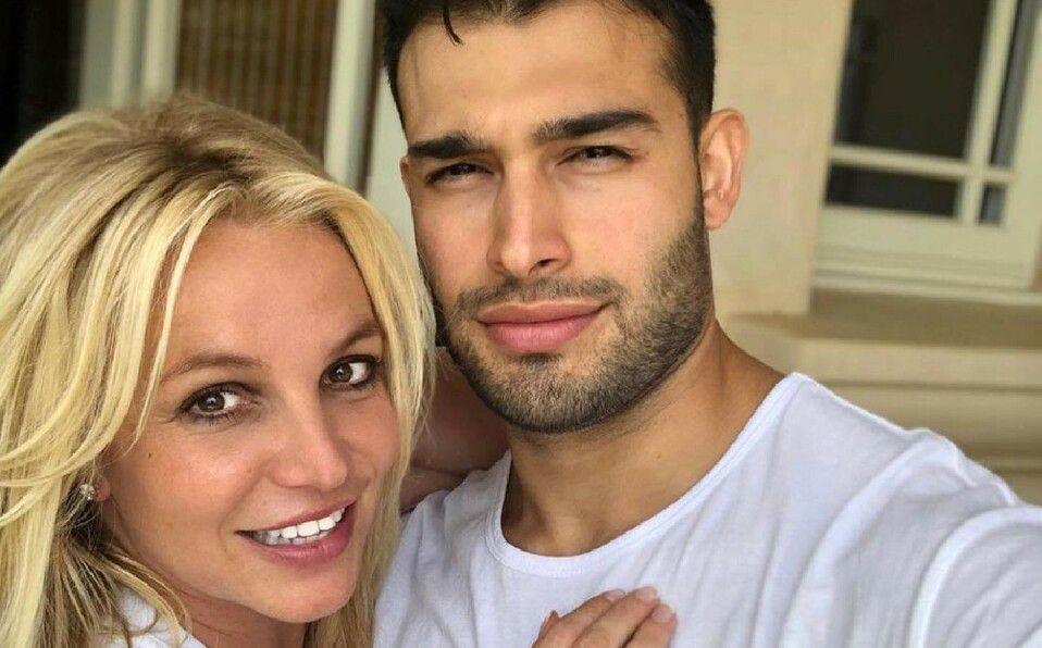 Britney Spears: el lujoso anillo de compromiso de Sam Asghari. (Foto: Instagram).