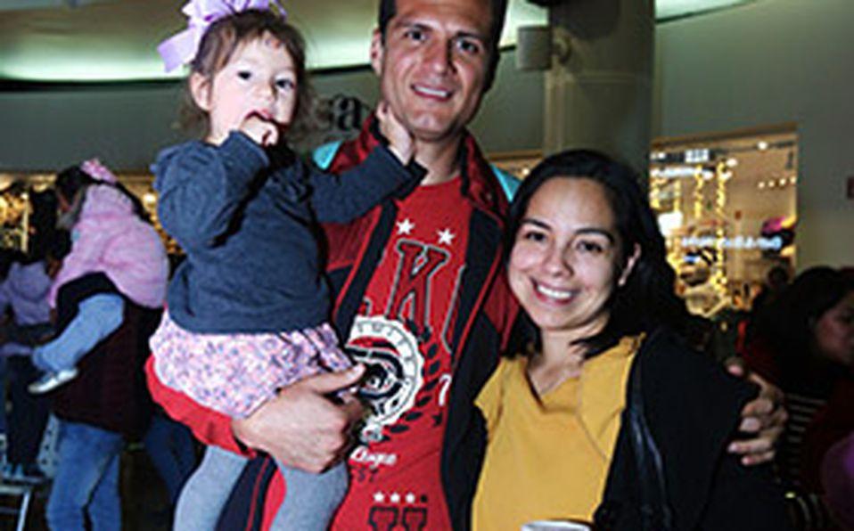 ALEJANDRO GARCÍA, MATIAS GARCÍA, JUAN CARLOS E IKER MONROY