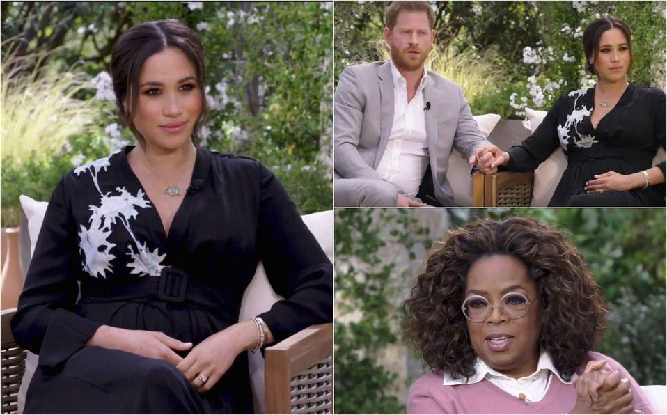 ¿Dónde y cuándo ver la entrevista de Meghan Markle y Harry con Oprah? (Foto: Twitter)