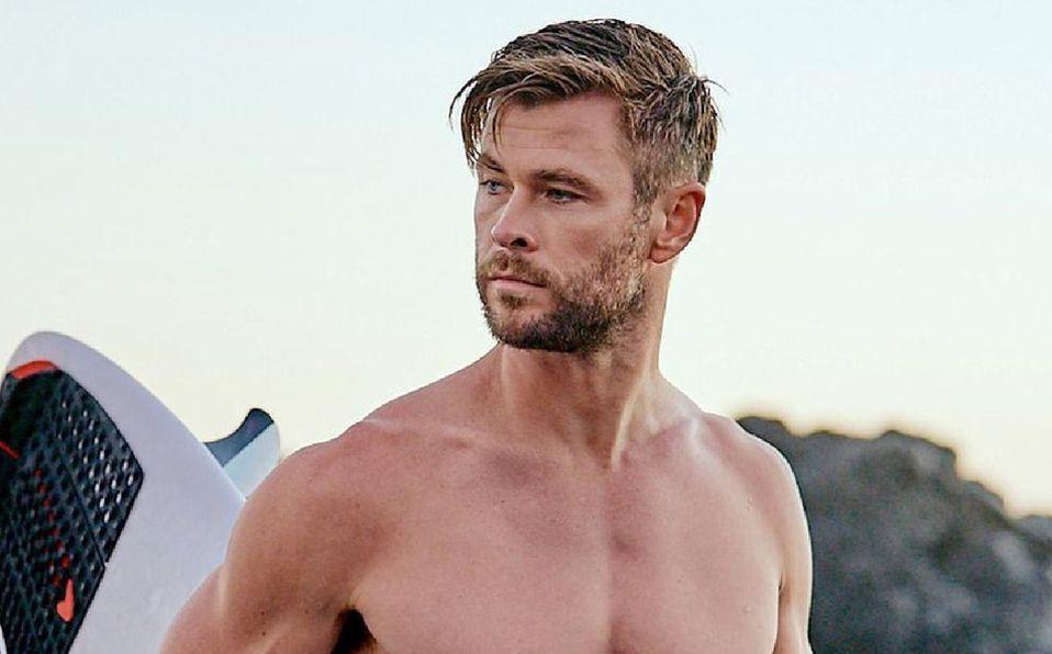 Chris Hemsworth será el embajador global de Hugo Boss