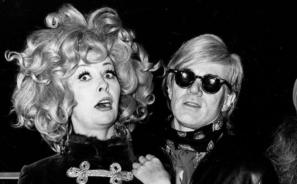 Ultra Violet: Ella fue la musa de Andy Warhol (Foto: Instagram)
