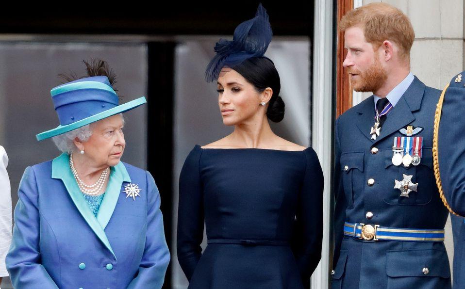 Harry y Meghan consultaron a la Reina Isabel por el nombre de Lilibet (Foto: Instagram)