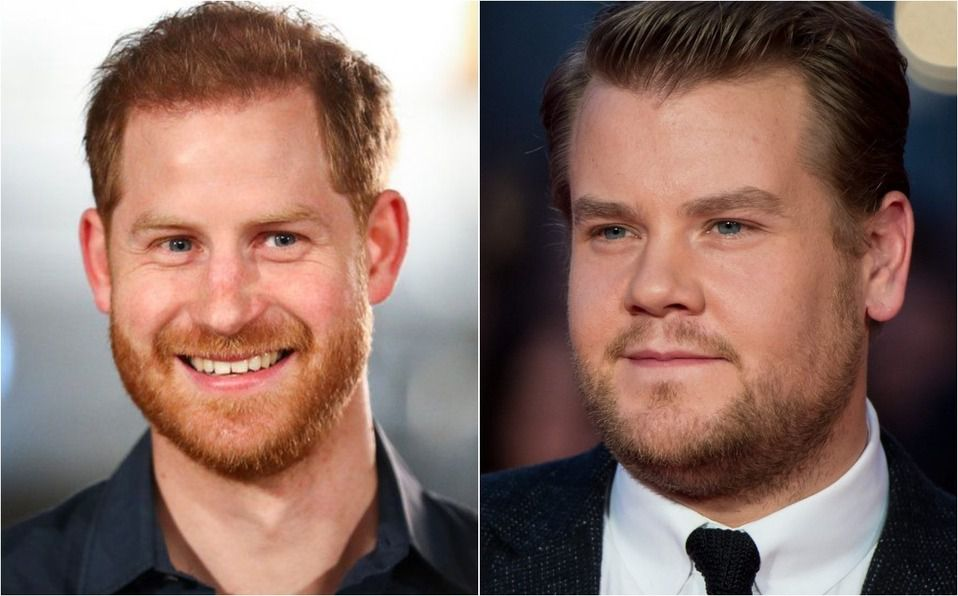 Príncipe Harry es captado filmando ¡con James Corden! (Foto: Instagram)