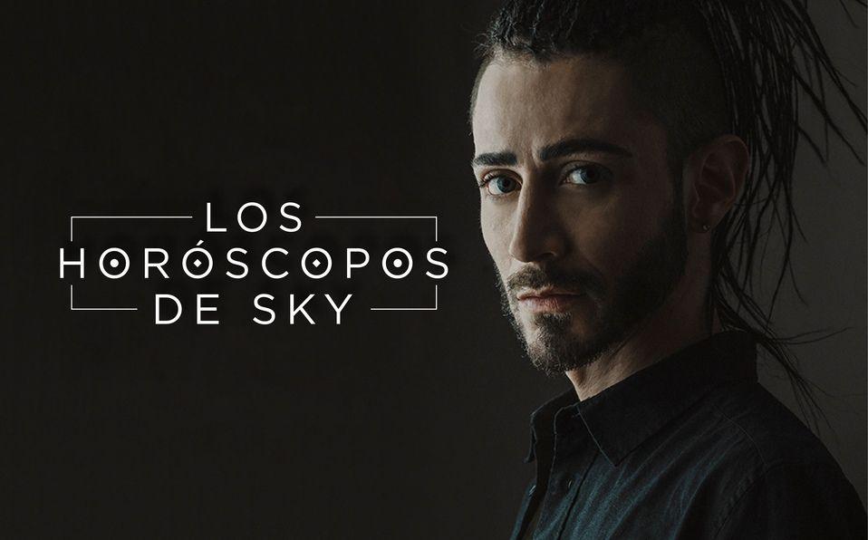 Los horóscopos de Sky.