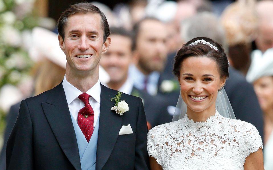 Pippa Middleton recibe a su segundo hijo y honra a la Reina Isabel (Foto: Getty Images)