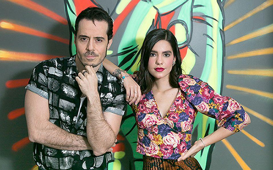 José Madero y Paola Tarnov. Foto por Cecilia Moreno.