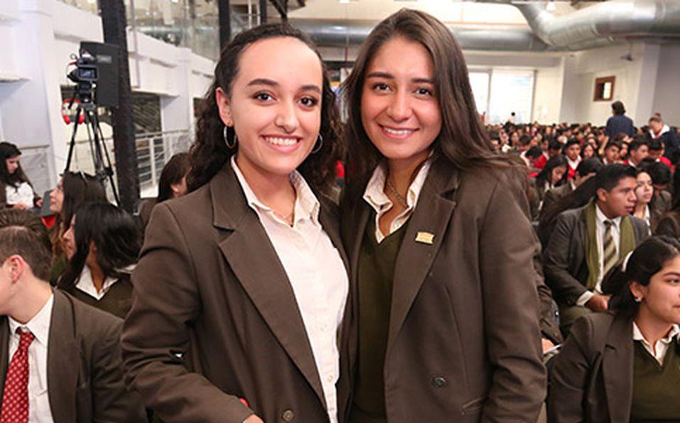 () FERNANDA VALDES Y PAULINA LÓPEZ