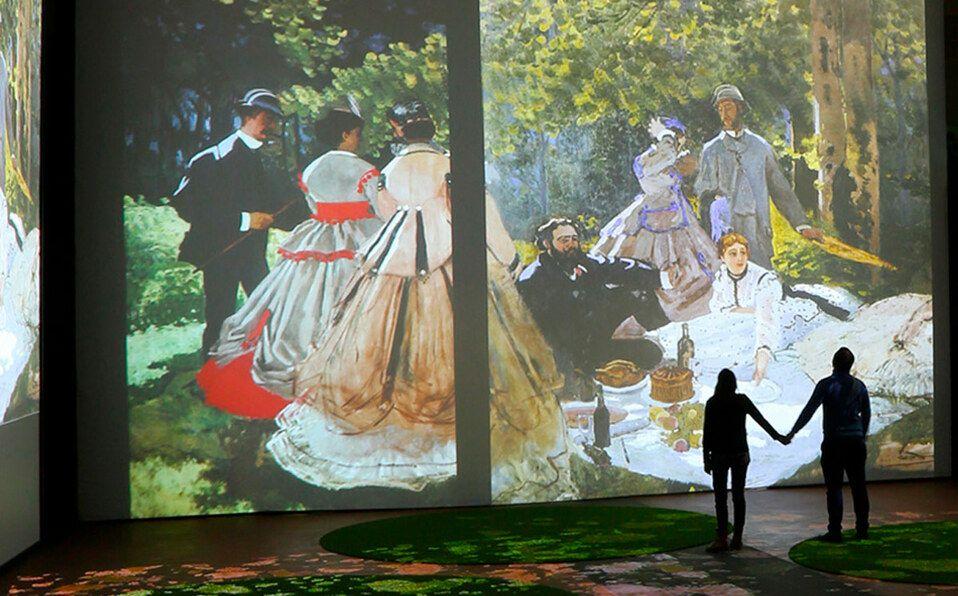 Monet Experience (Foto: Cortesía).